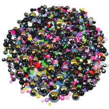 'FIREWORKS' Theme Rhinestone and Pearl Embellishment Pack